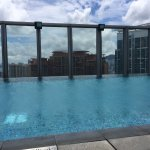 The rooftop pool speaks for itself.