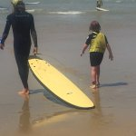 Photo of Messanges surf school