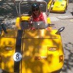 Photo de GoCar GPS Guided Tours
