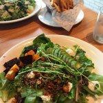 Quinoa and Avocado Powerbowl