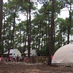 Foto de Camping De La Dune Bleue
