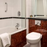 Refurbished Executive bathroom August 2017