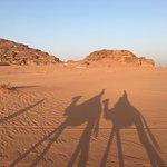 Photo de Rahayeb Desert Camp