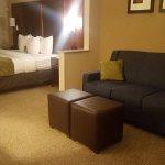 Photo de Comfort Suites at Woodbridge