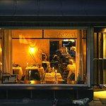 Blumen - Restaurant in der Bar照片