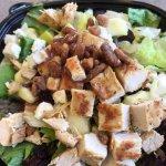 Apple pecan salad.