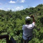 Photo de Calico Jack's Belize Jungle Canopy and Zip Lining