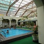 piscina cerrada