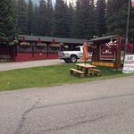 Foto de Miette Hot Springs Resort