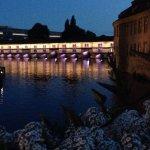 Strasbourg Pont Couverts Foto