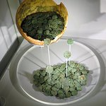 St Barbe's Museum - Roman Coin Hoard