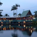 Ponds Restaurant Hilo Hawaii Island.