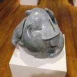St Barbe's Museum - Sculpture 3