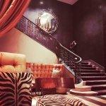 Hip Hotel lobby