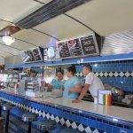 George & Sally's Blue Moon Diner Foto