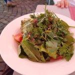 Beilagensalat zum Risotto