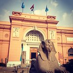Photo of Egyptian Antiquities Museum