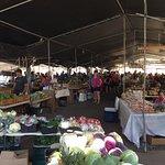 Hilo Farmer's Market.