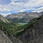 View to Lago di San Giacomo