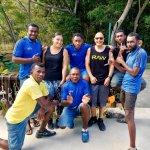 The awesome Zip Fiji crew!
