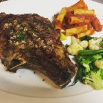 Special Rib Eye Steak