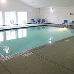 Indoor pool 24 hours adults/ 10 pm Children