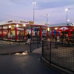 Kid's track and rides