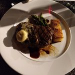 Grilled Beef Rib-Eye