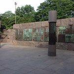 Franklin Delano Roosevelt Memorial Foto
