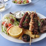 Mixed Grill Greek style
