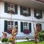 Romantik Hotel Bären Dürrenroth Foto