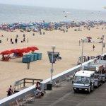 Ocean City Boardwalk Tram Photo