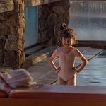 Piscina de natación para menores. Kids swimming pool.
