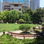 Little Park along Huaihai Road