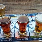last beer flight