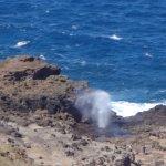 Nakele Point Blowhole