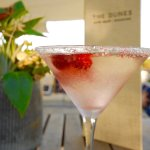 Sip your favorite chilled cocktail on our Outdoor Deck at The Dunes.