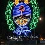 Mendoza city