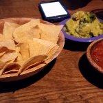 Chips salsa Guac