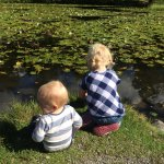 Kids enjoying Maihaugen