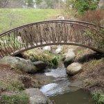 secondary bridge and creek