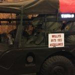 Willys M170 1963 ambulance