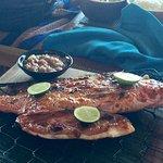 Fish at Sunday's Beach Club