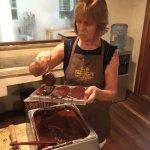 making bean to bar chocolate