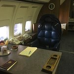 Reagan's Desk on Air Force One