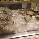 Great selection of Oysters!