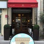 Photo de Hotel Montfleuri