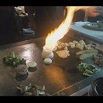 Tepanyaki plancha