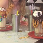 Specialty shakes with great imagination!