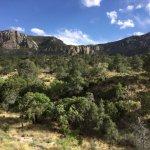 Foto de Chisos Mountains Lodge